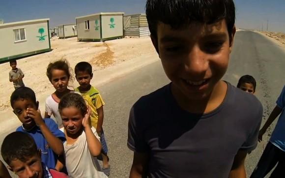 Khalid, 15, wurde in seiner Schule gefoltert